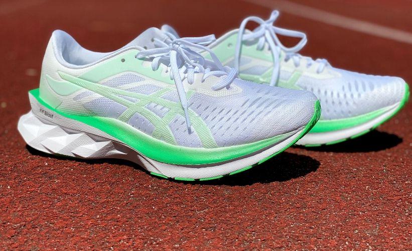 ASICS Novablast - buty do biegania, rezencja, opinie