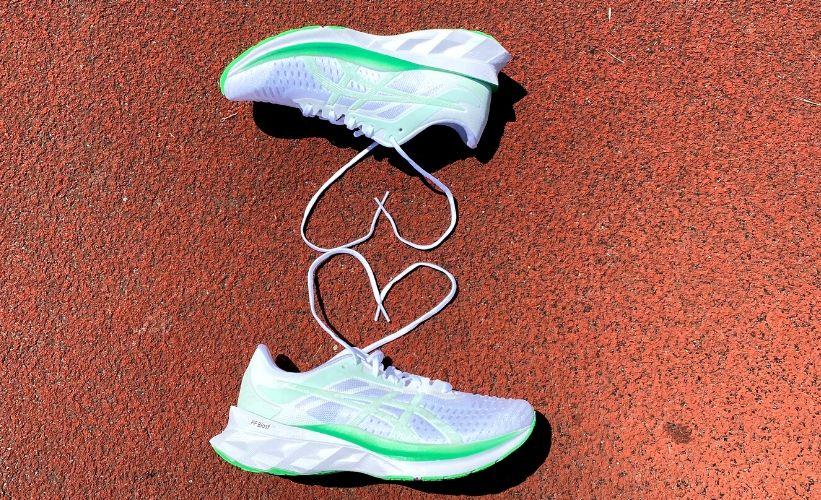 ASICS Novablast - buty do biegania, rezenzja, opinie